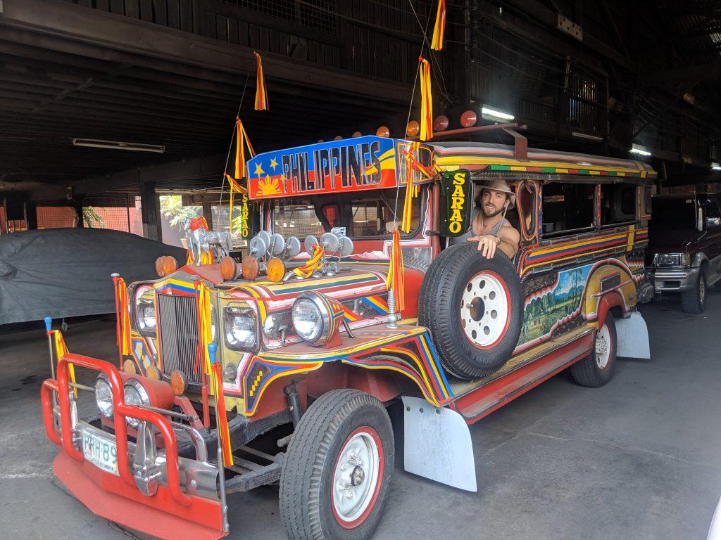 rickshaws manila philippines