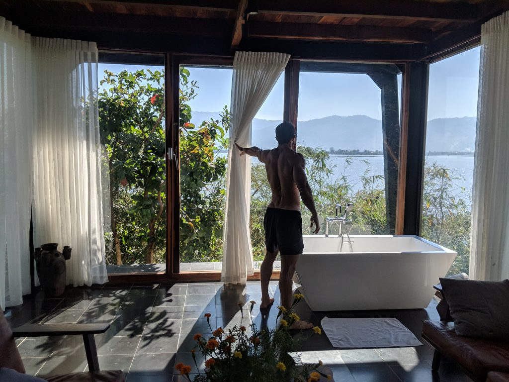lak lake digital nomad vietnam views airbnb lake house