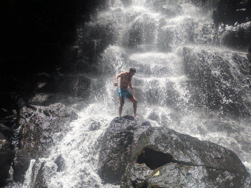 ubud waterfall wisata air terjun kanto lampo