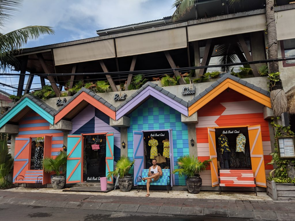 canguu colorful houses instagrammable digital nomad