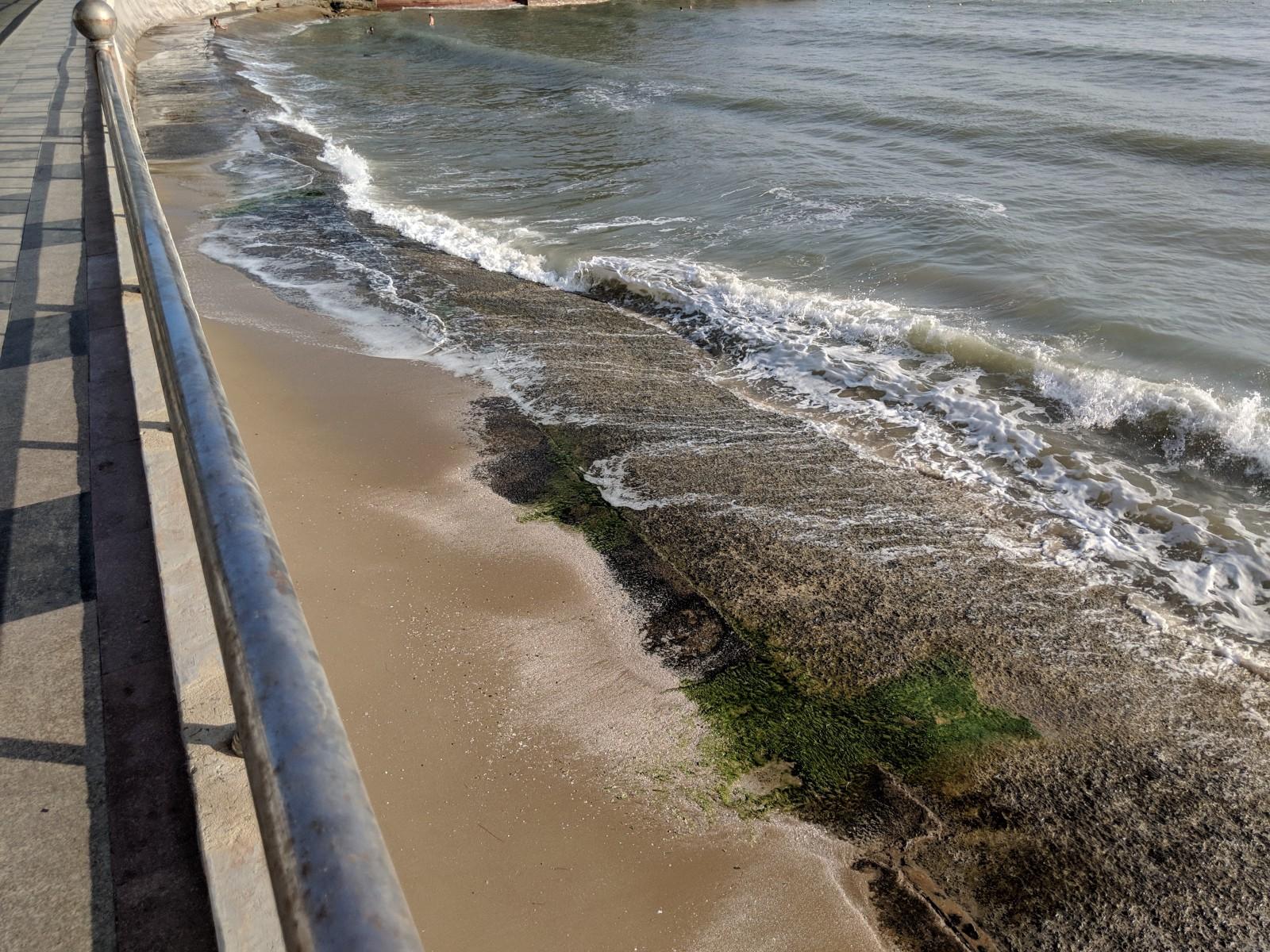 cement beach vietnam