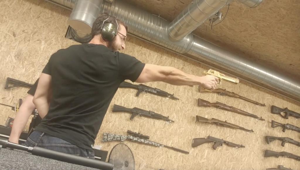 golden gun tallin estonia