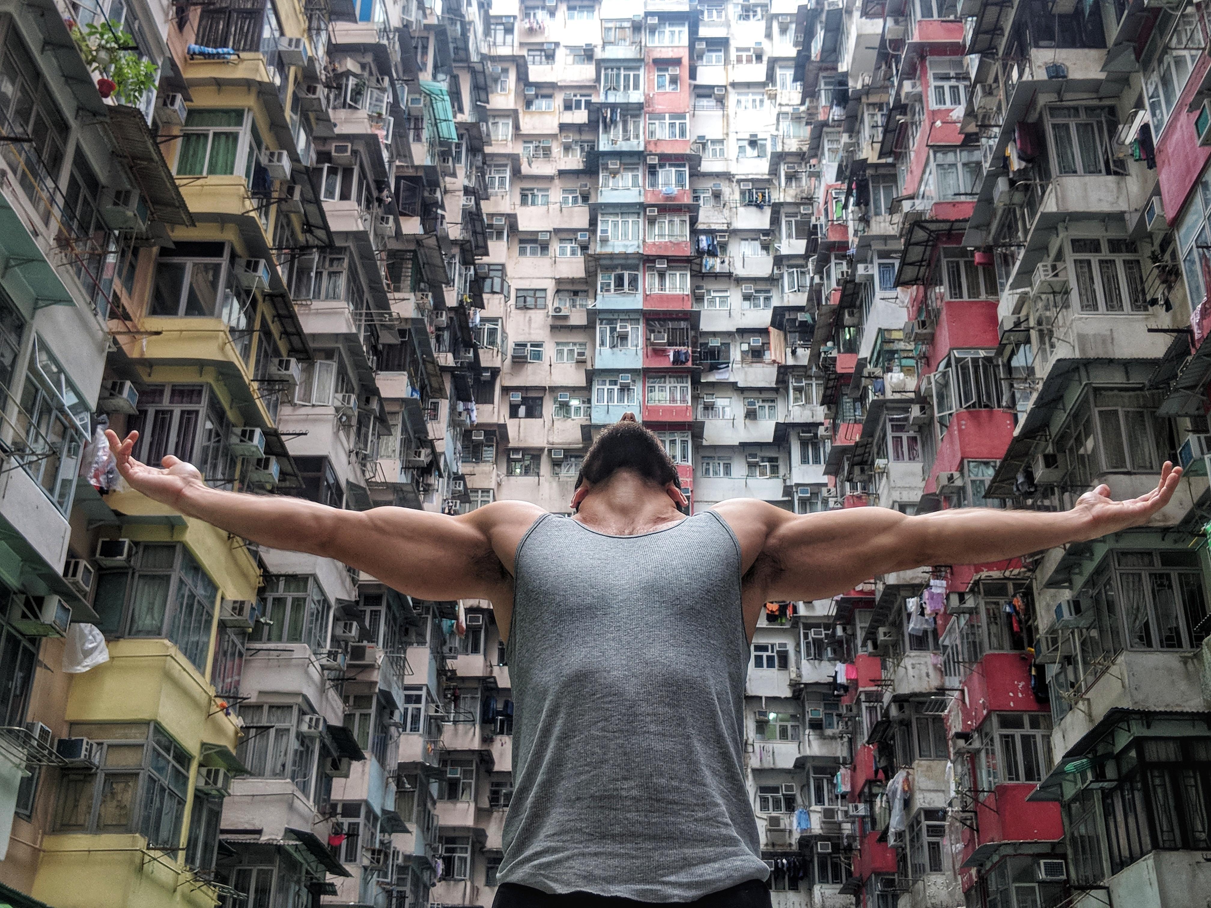 hong kong monster mansion