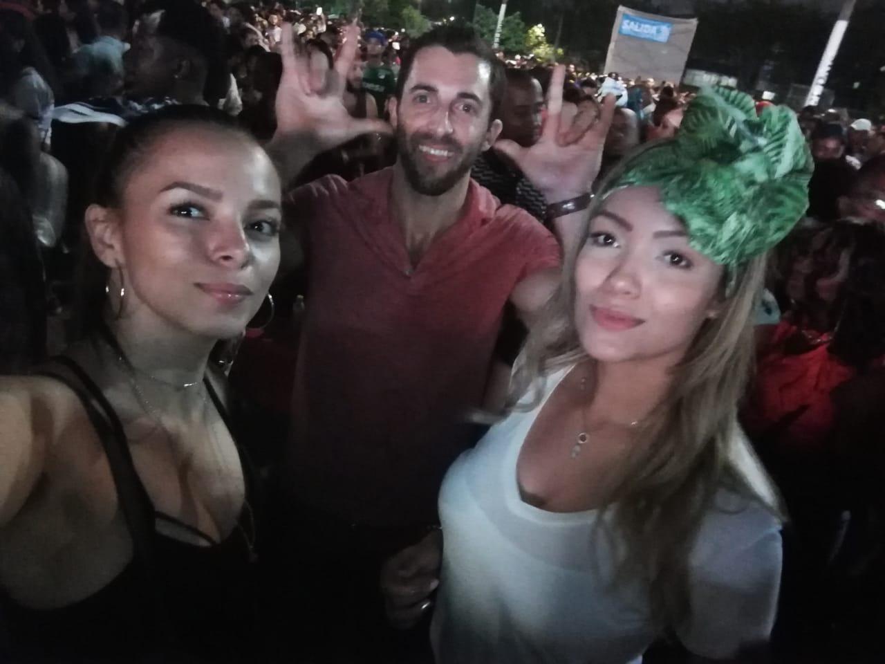 Petronio cali colombia afro festival