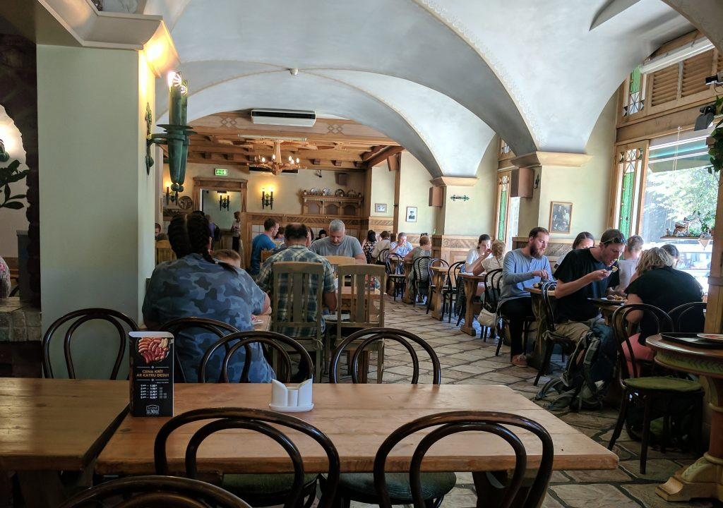 riga latvia restaurant