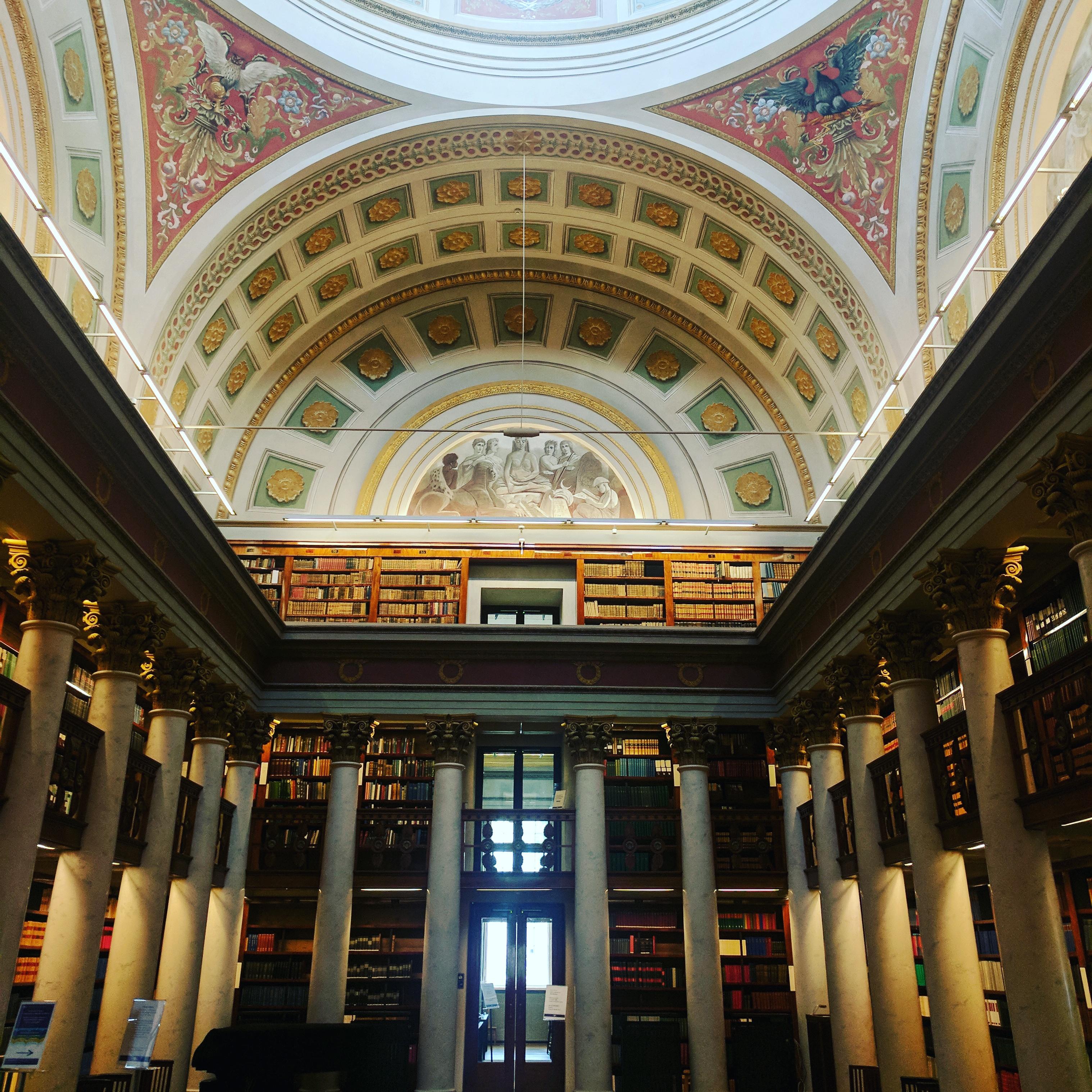 helsinki finland public library