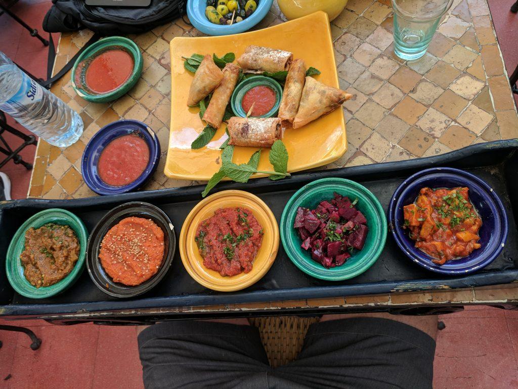 casablanca morocco cuisine
