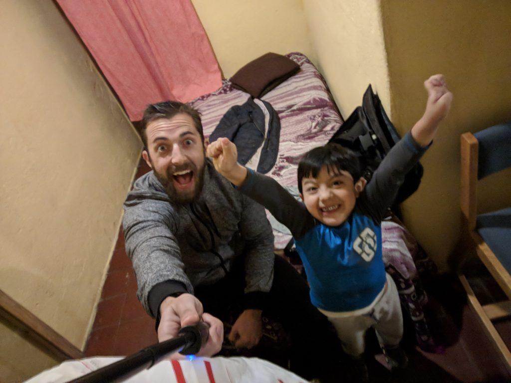 guatemalan spanish family homestay