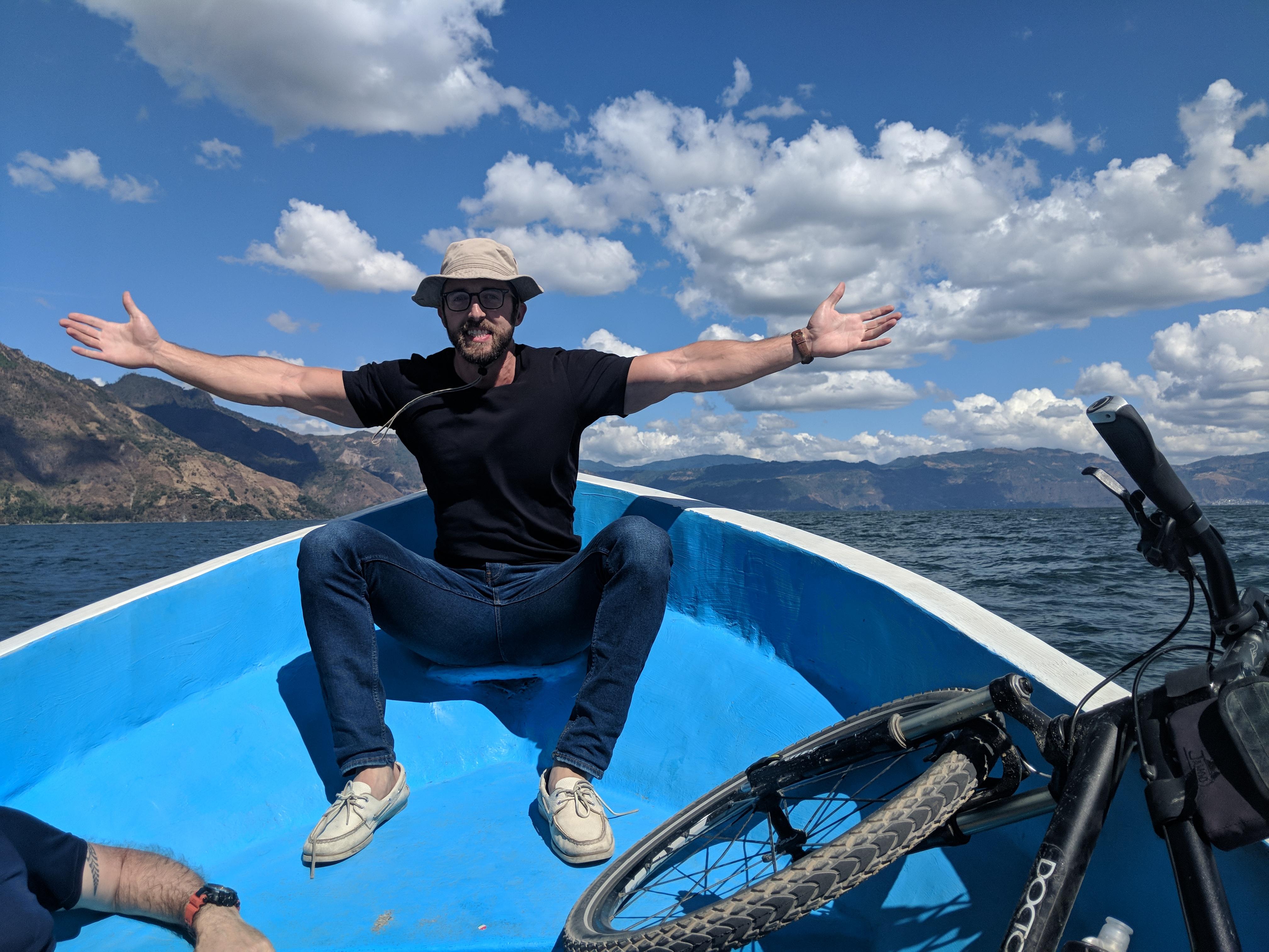 lake atitlan boat ride
