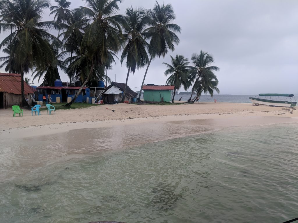 san blas islands panama negative review