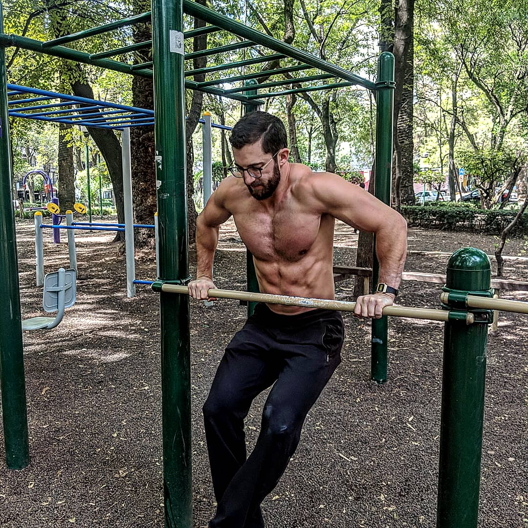 mexico city outdoor workout