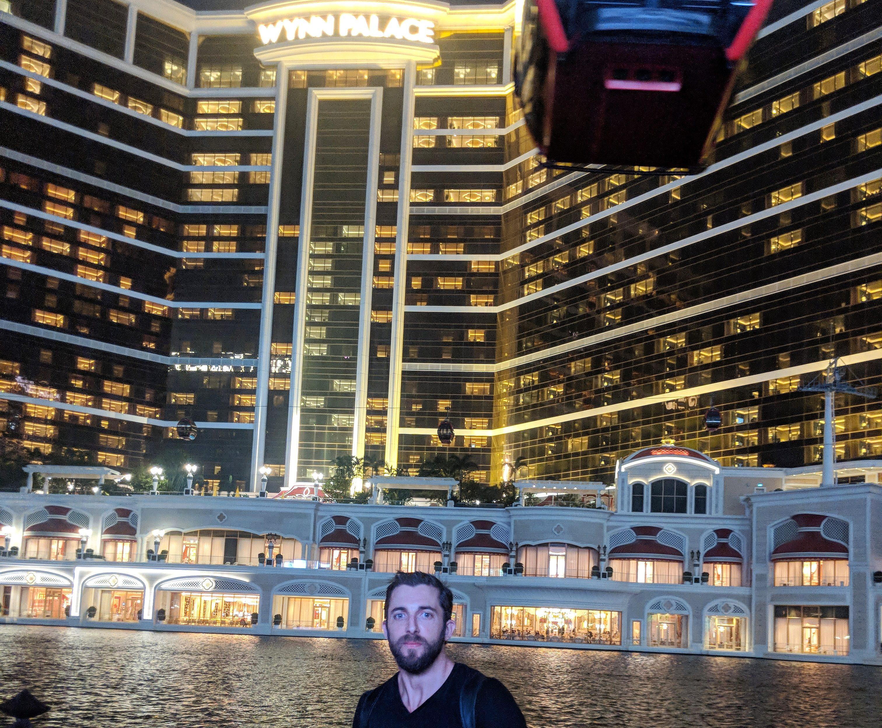 macau gondola wynn palace casino