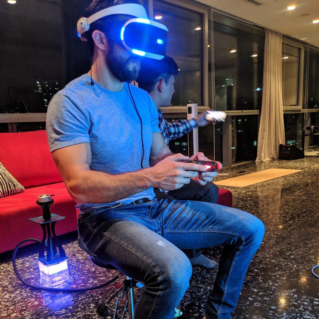 seoul south korea virtual reality