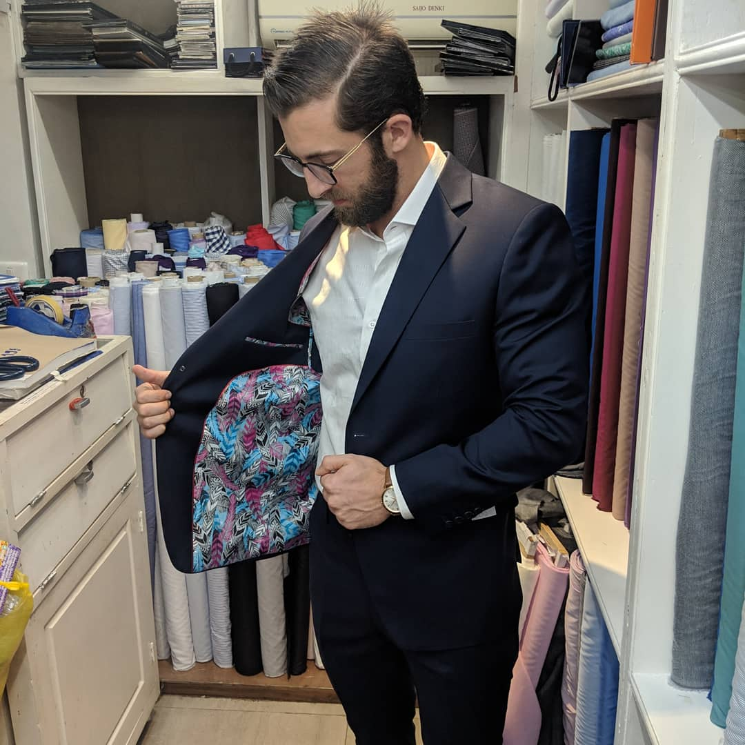 bangkok thailand custom design and fit suits