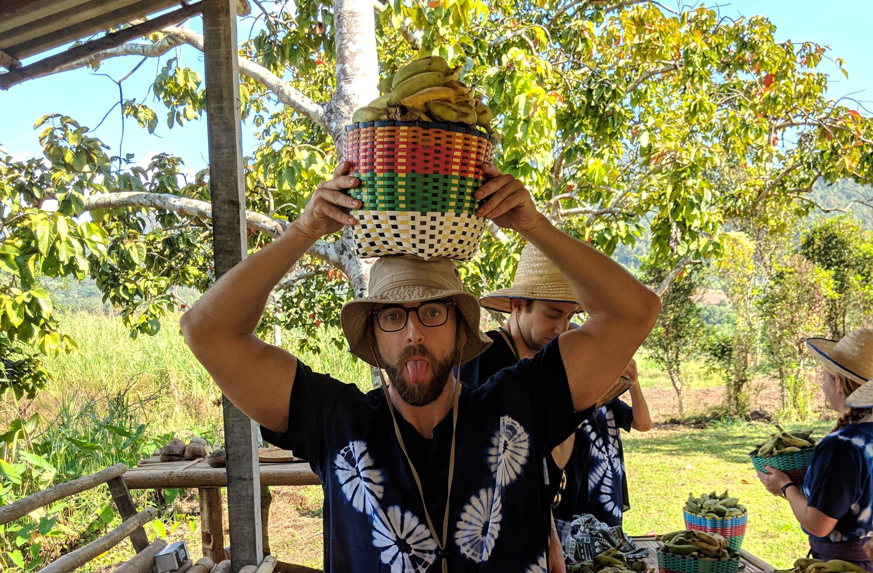 chiang mai digital nomad banana