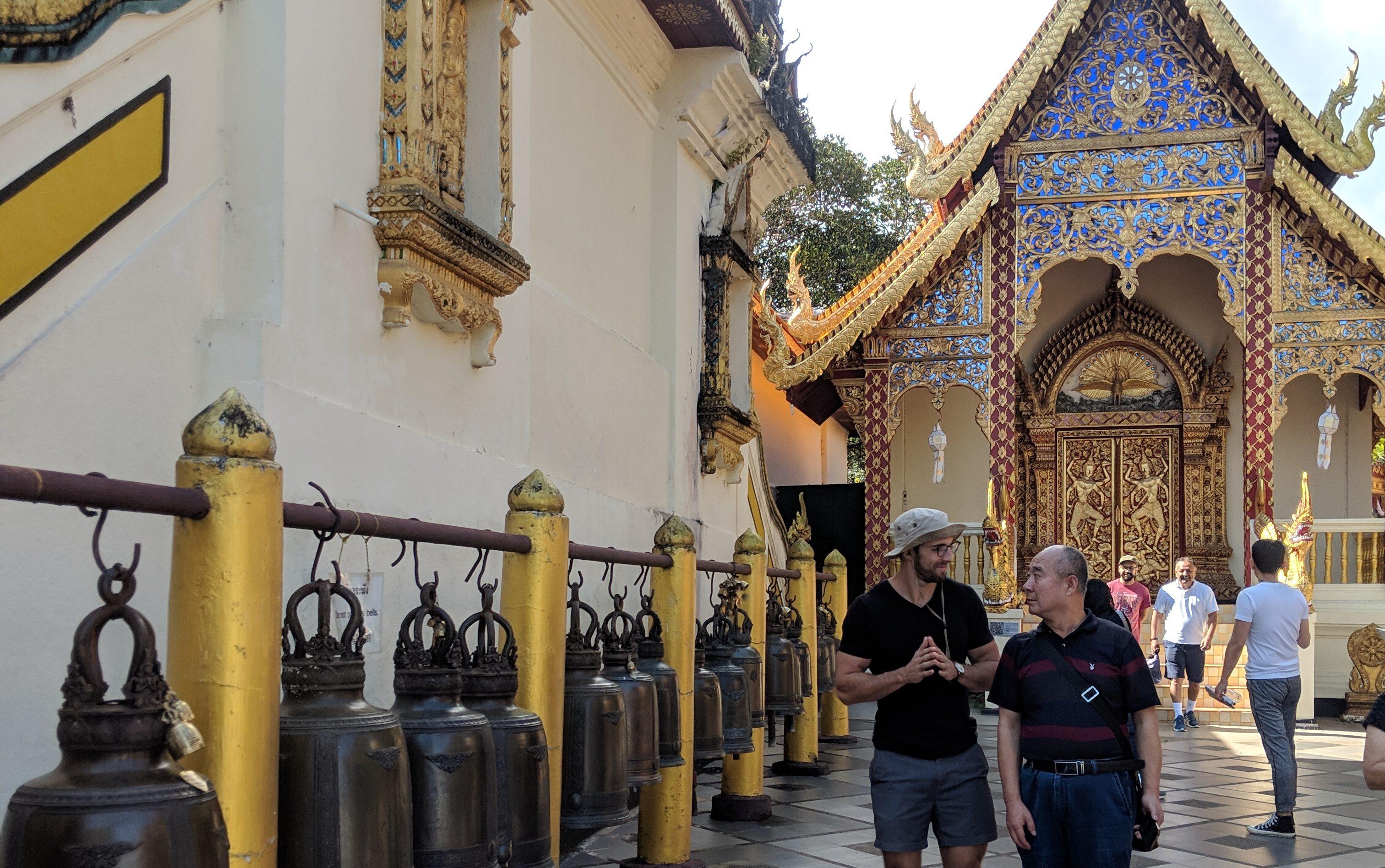 temple chaing mai