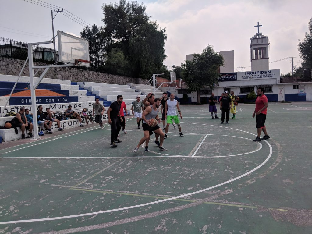mexico city airbnb basketball experience