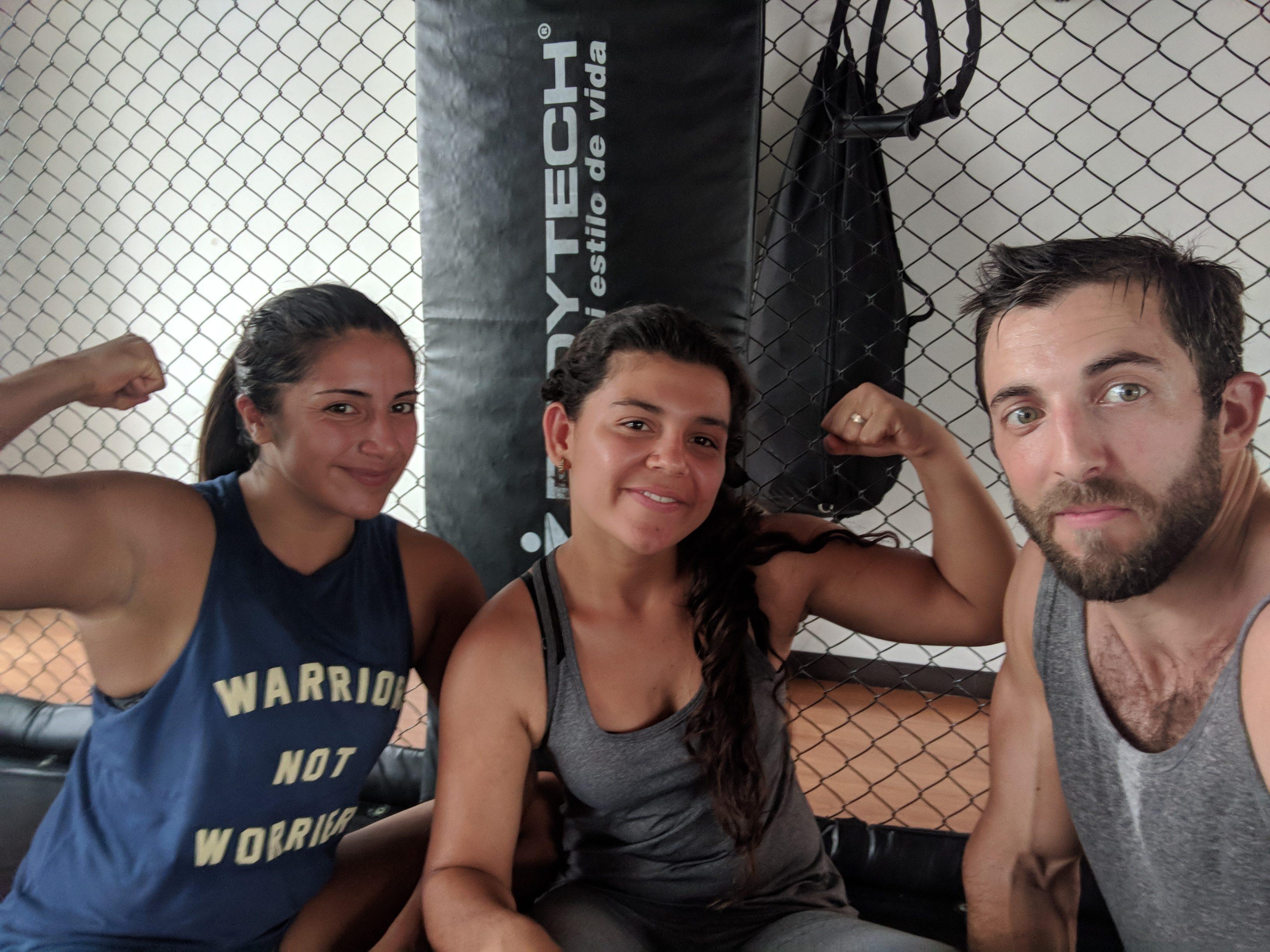 bodytech pereira colombia boxing