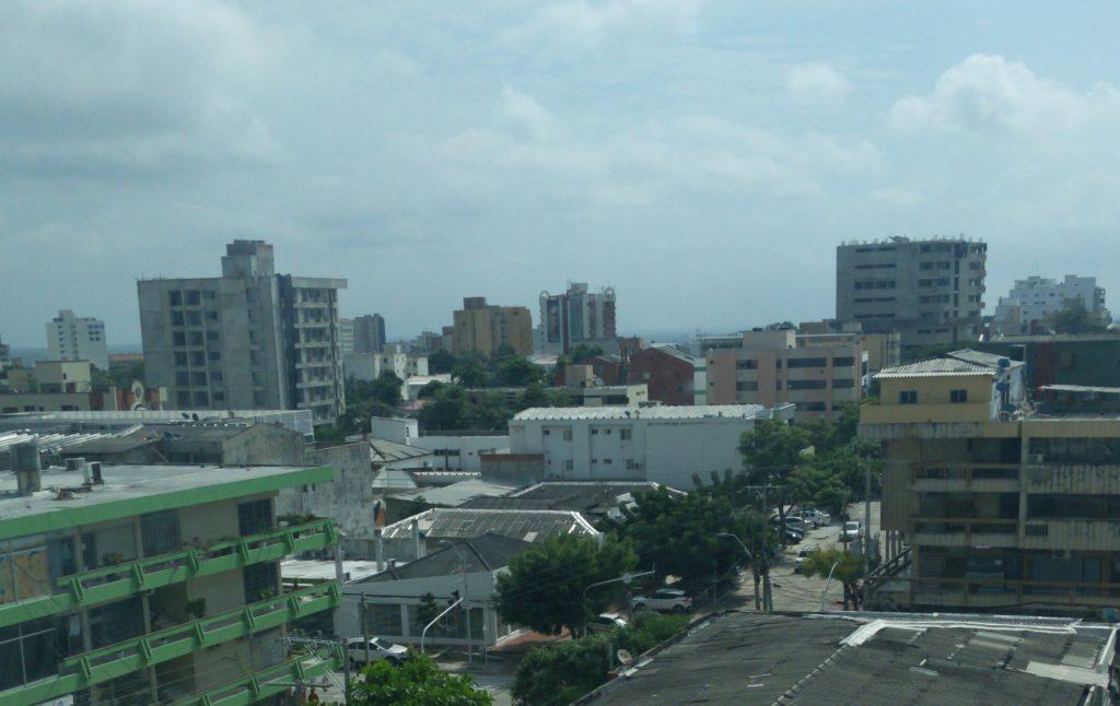 barranquilla city notes