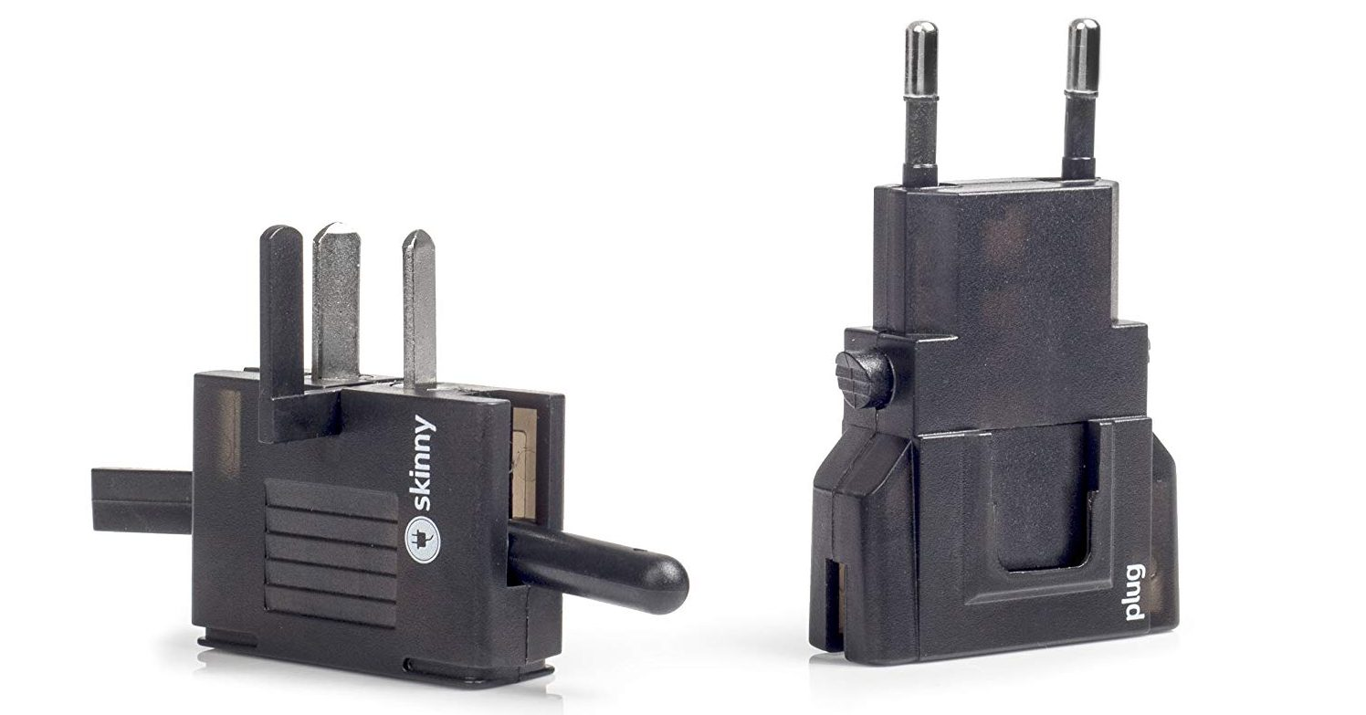 Last Minute Gift Ideas For The Minimalist Digital Nomad power adapter