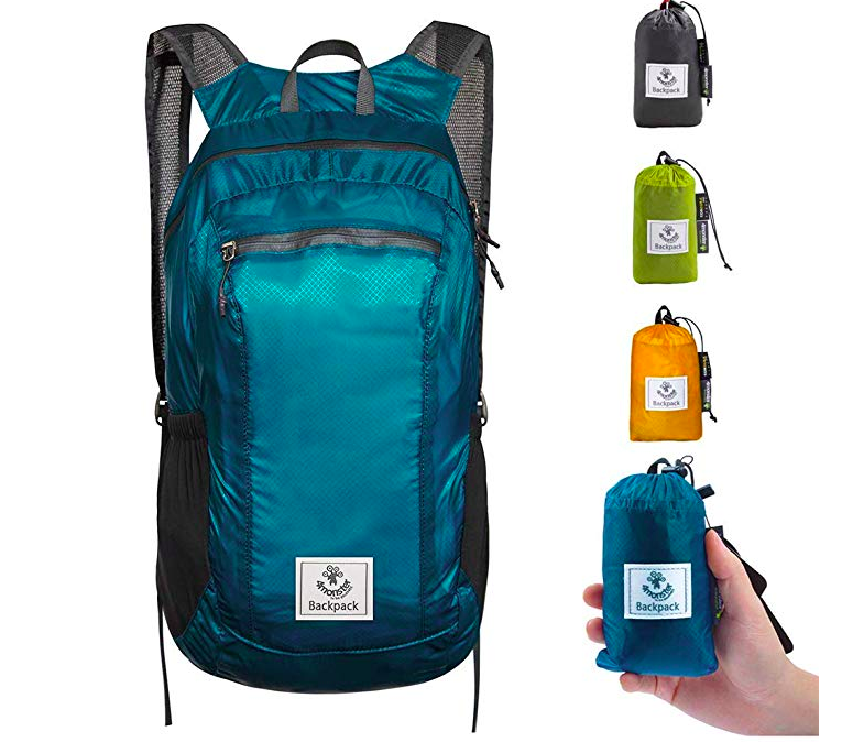 Last Minute Gift Ideas For The Minimalist Digital Nomad portable backpack