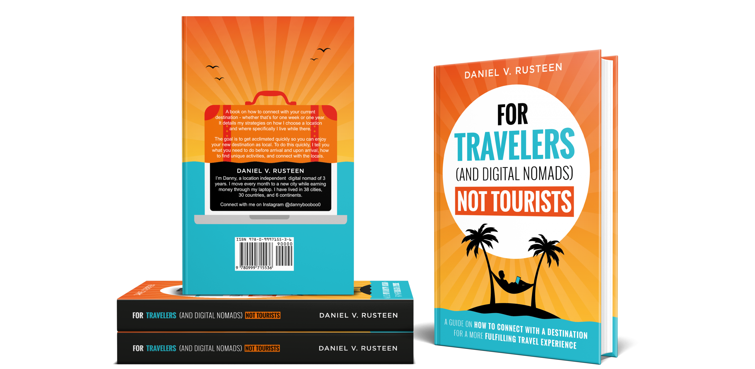 for travelers (and digital nomads) not tourists book