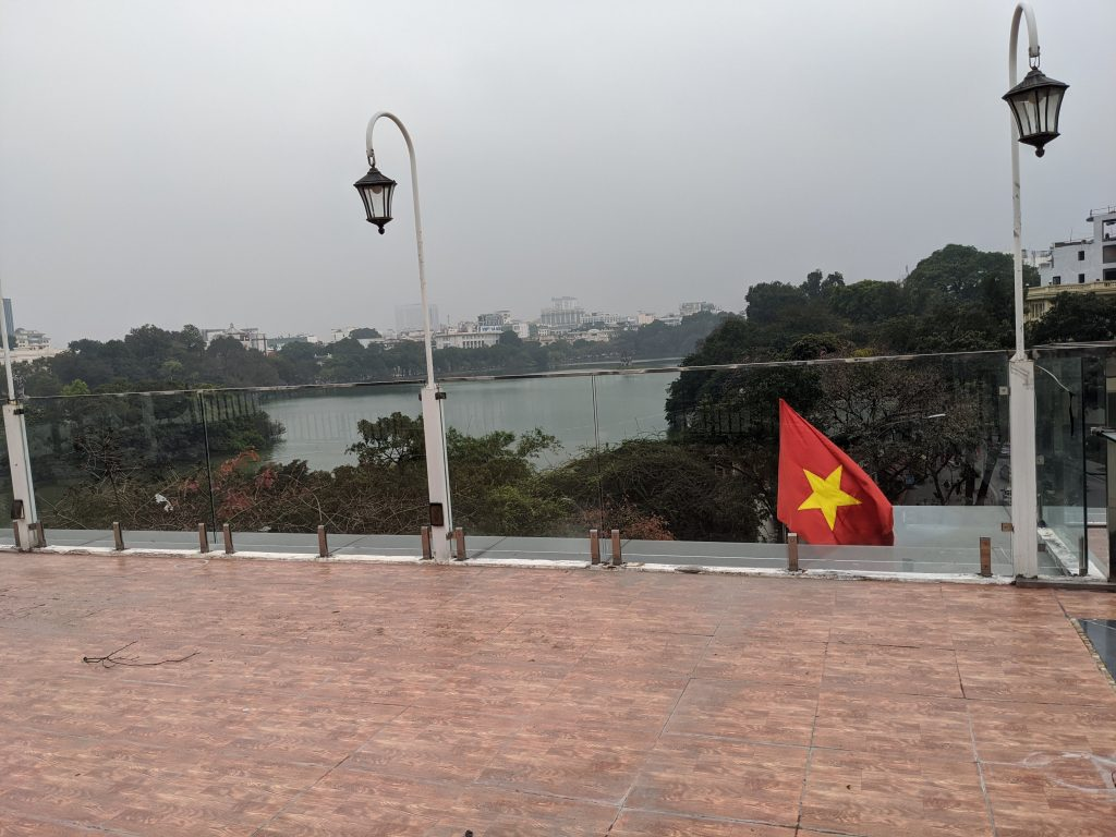 french quarter lake hanoi