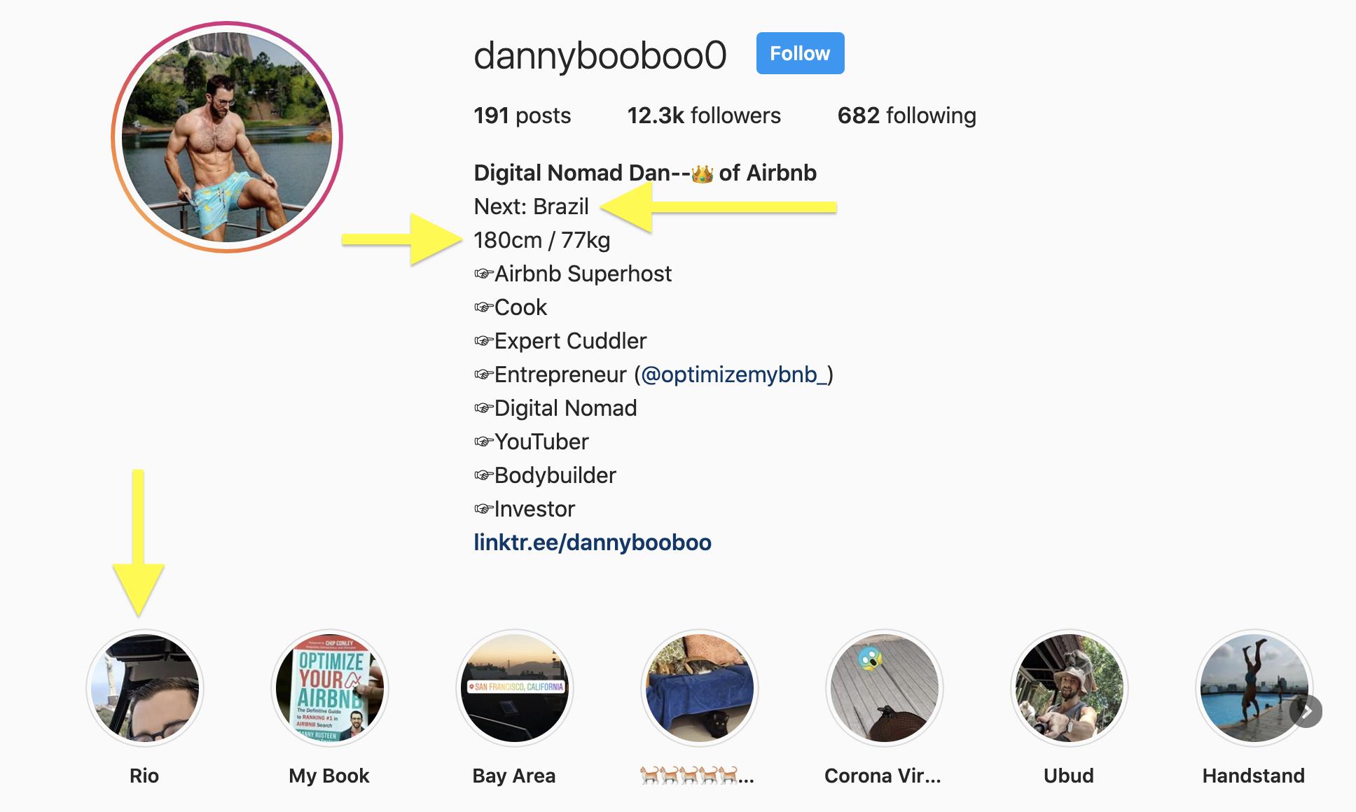 social sensei, dannybooboo instagram profile
