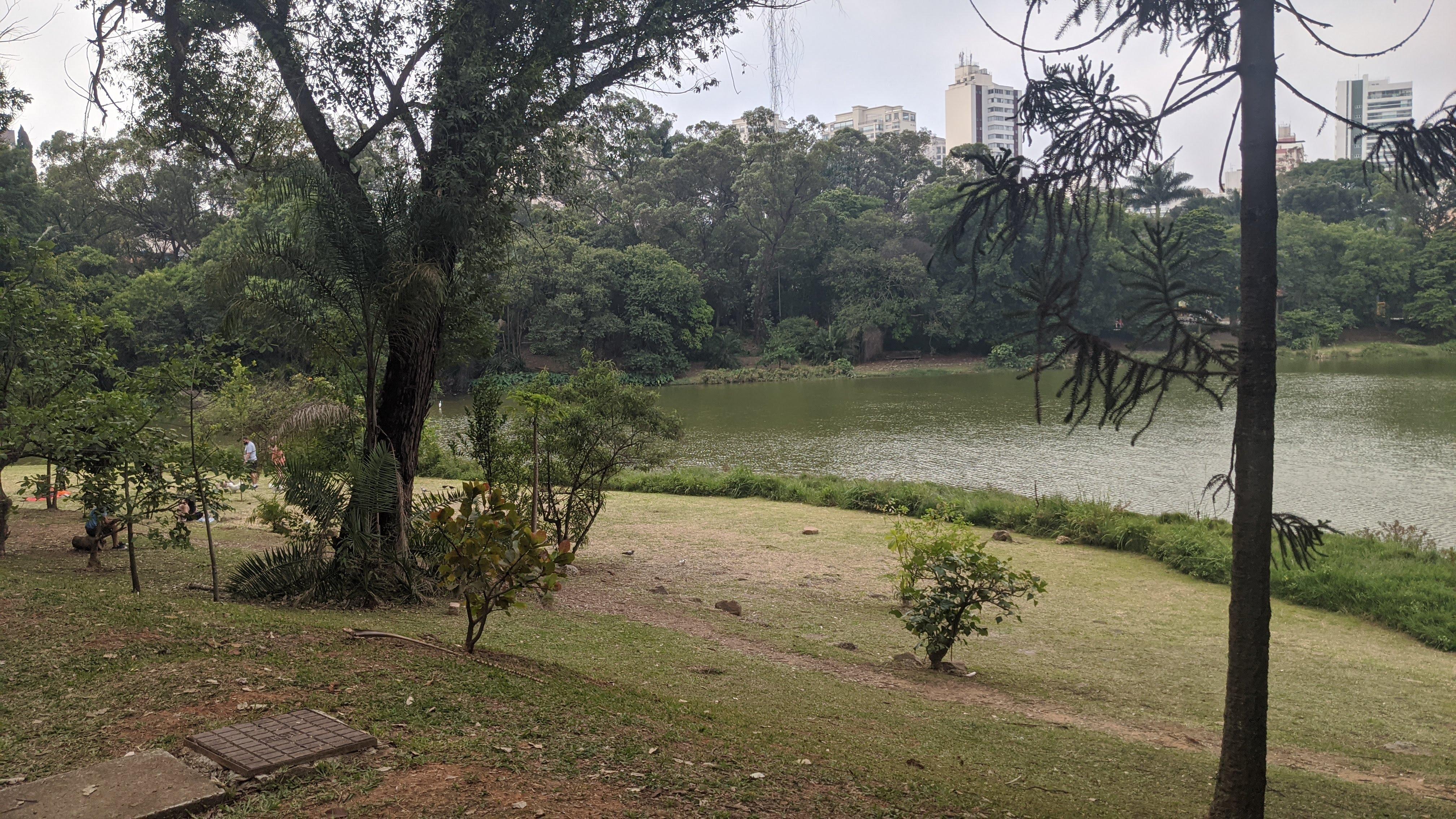 ibirapuera park sao paulo largest park in sao paulo
