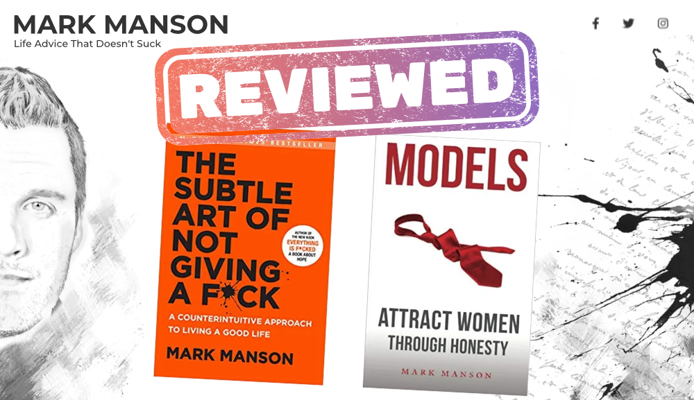 mark manson subscription models art of not giving a fuck book review 3