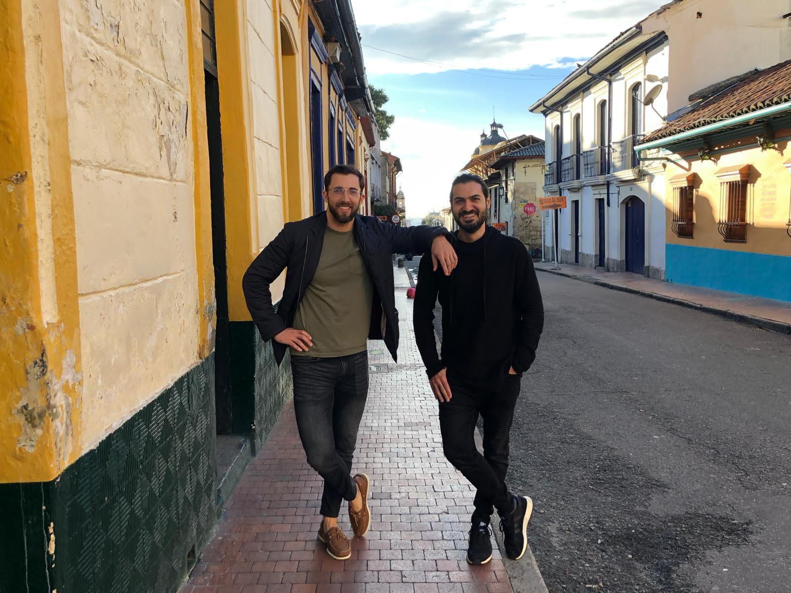 two gringos in la candelaria bogota instagram