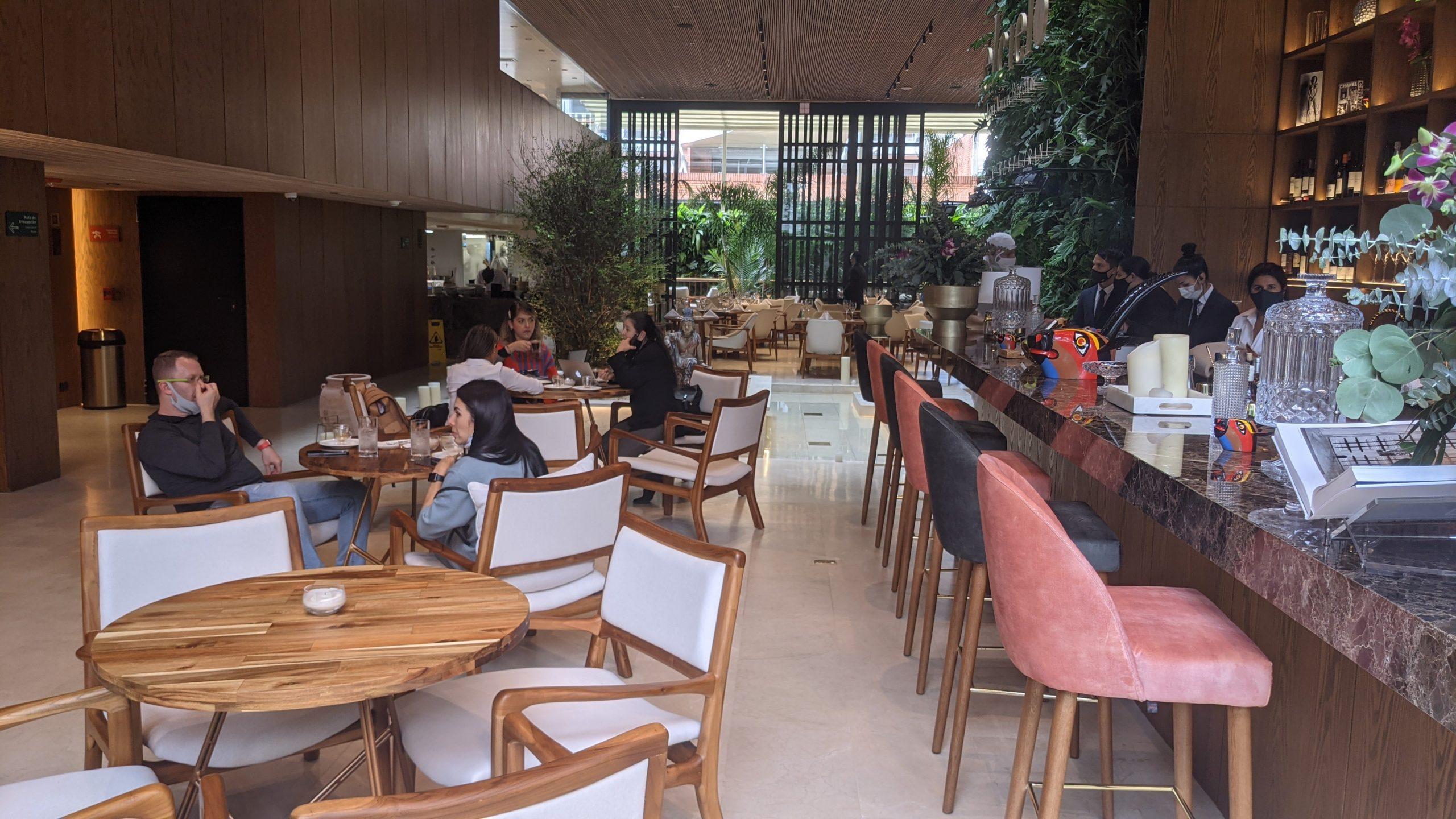 el ciel cafe astorga medellin colombia digital nomad