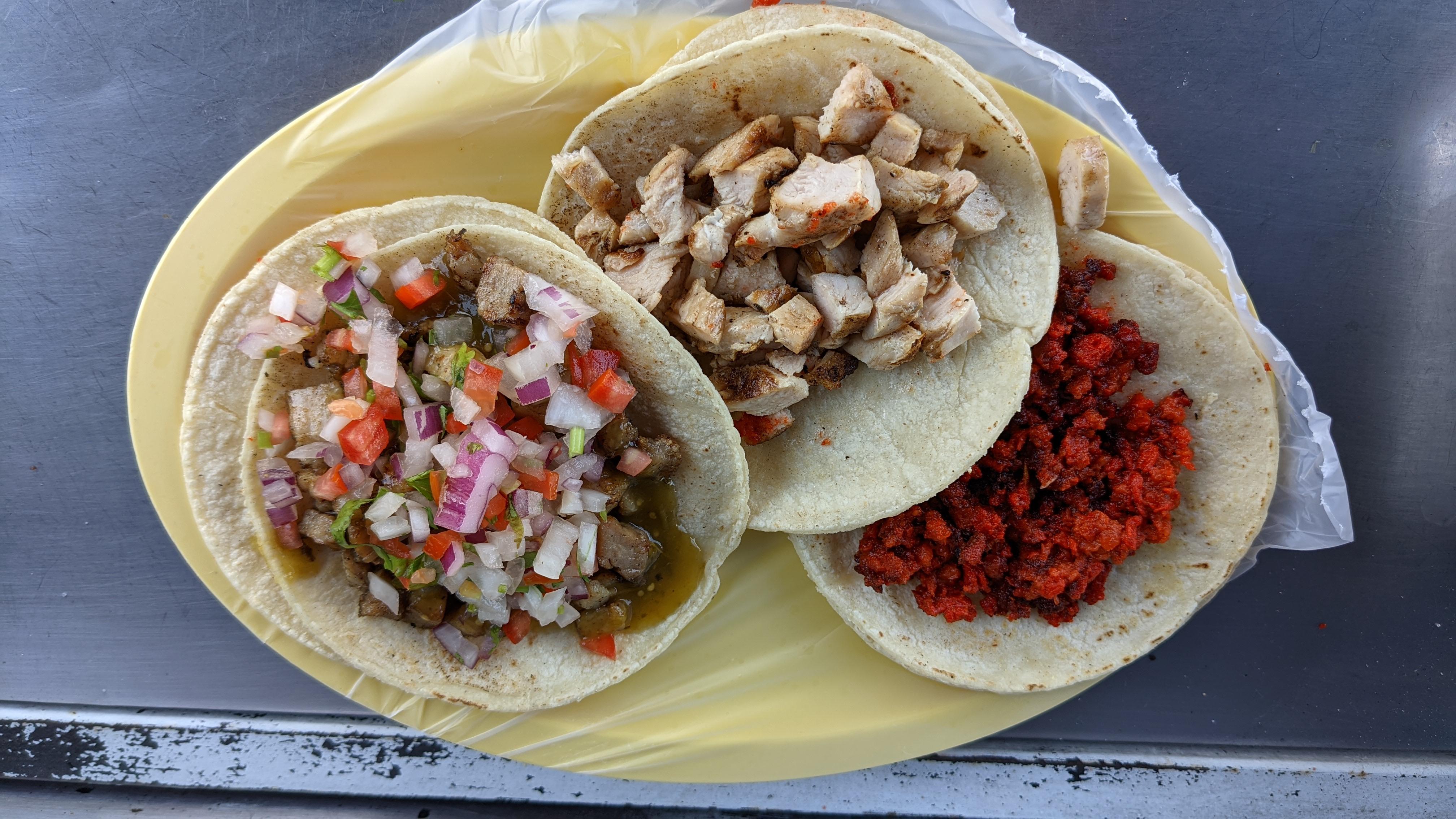 cheap tacos playa del carmen