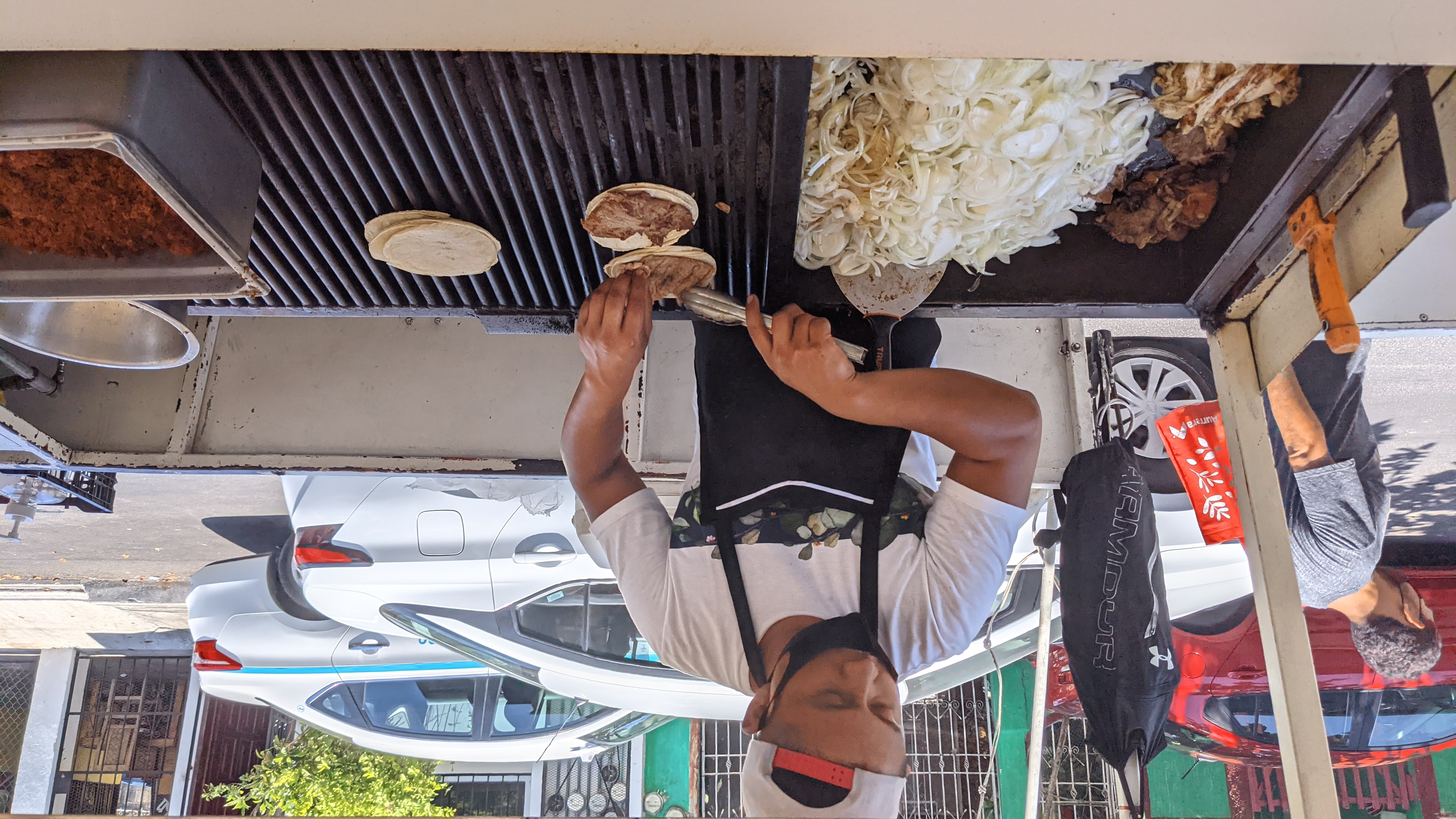 famous street tacos best playa del carmen