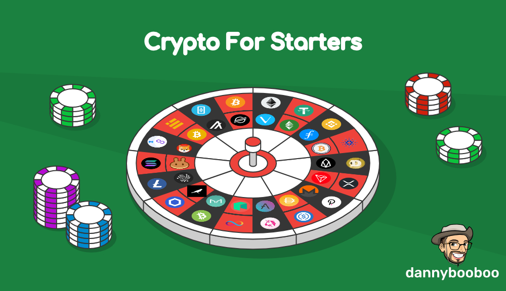 Crypto For Starters, crypto lotteries, crypto for beginners