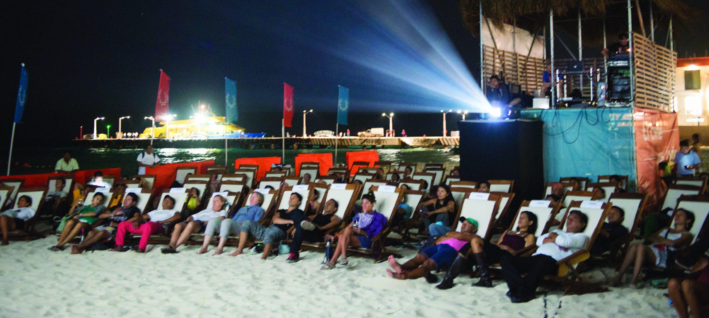 el cine club things to do in playa del carmen