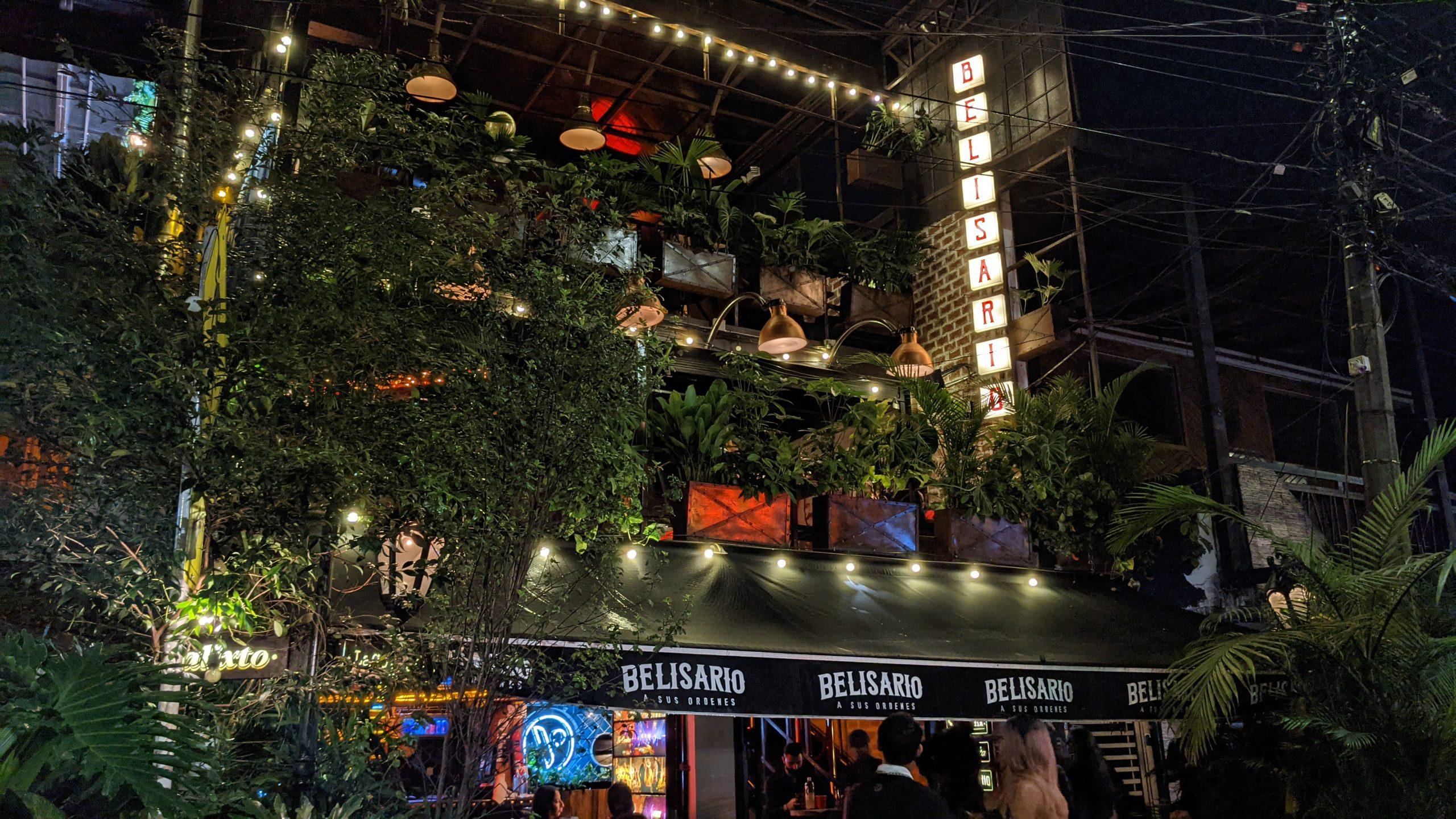 belisario best nightclub in provenza parque lleras medellin